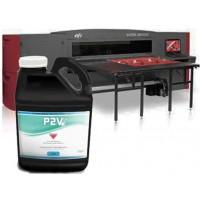 ENCRE UV P2V  - Médias rigides et souples
